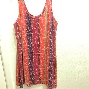 Jessica Simpson reversible tank dress